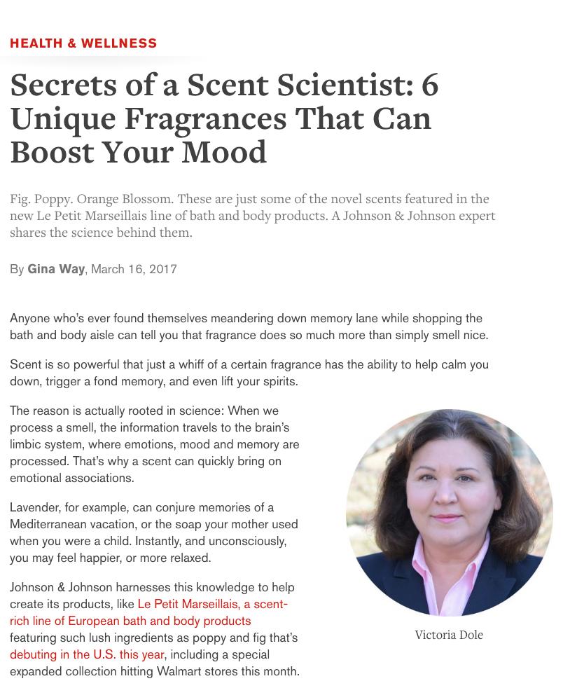 Secrets of a Scent Scientist: 6 Unique Fragrances That Can Boost Your Mood