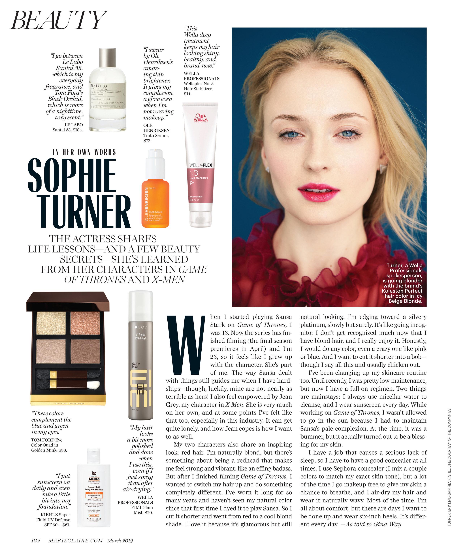 In Her Own Words - Sophie Turner