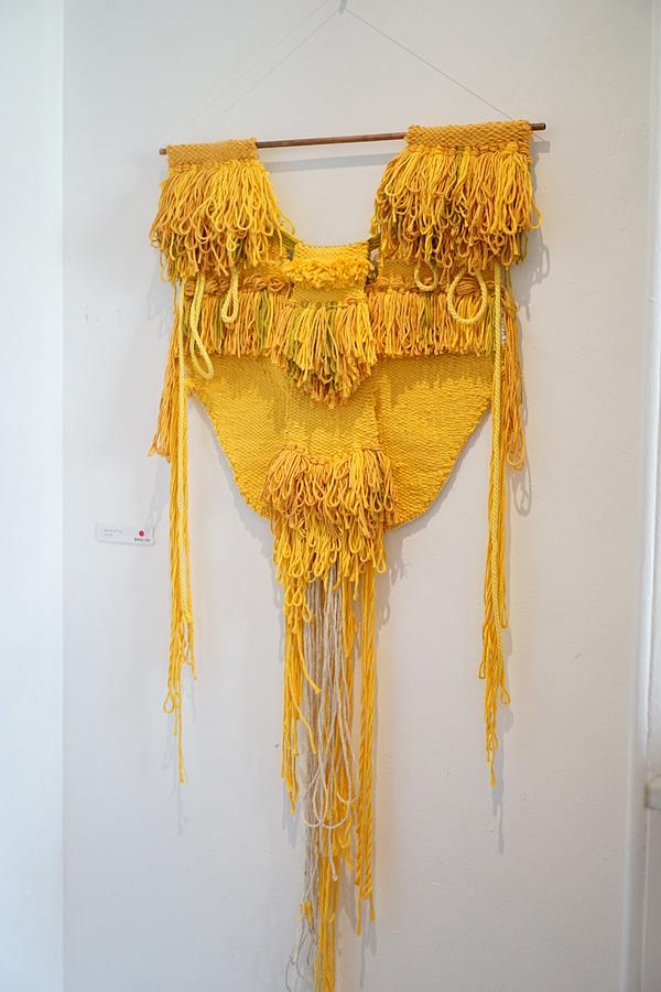 thread + colour exhibition kpc yarn Sydney 2016 natalie miller fibre art woven wall hanging 2.jpg