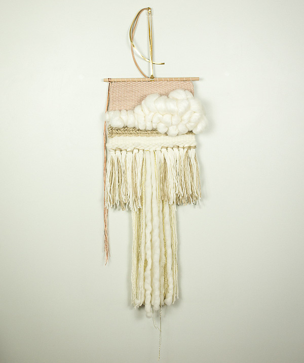 natalie jones contemporary art woven artwork blush series II 2015 woven wall hanging neutral blush large.jpg