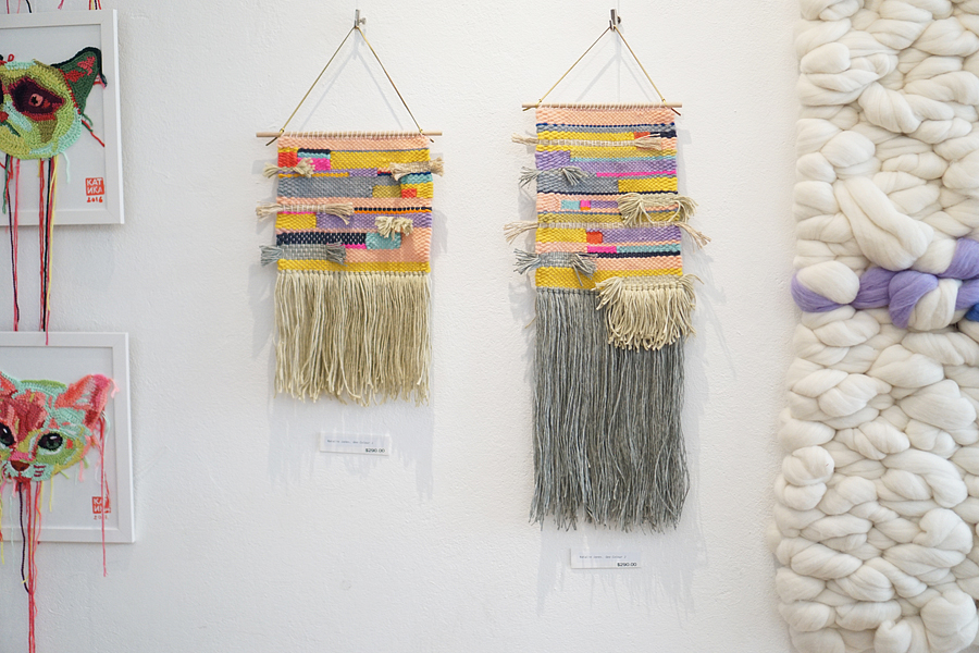 thread + colour exhibition kpc yarn Sydney 2016 natalie jones fibre art woven wall hanging 1.jpg
