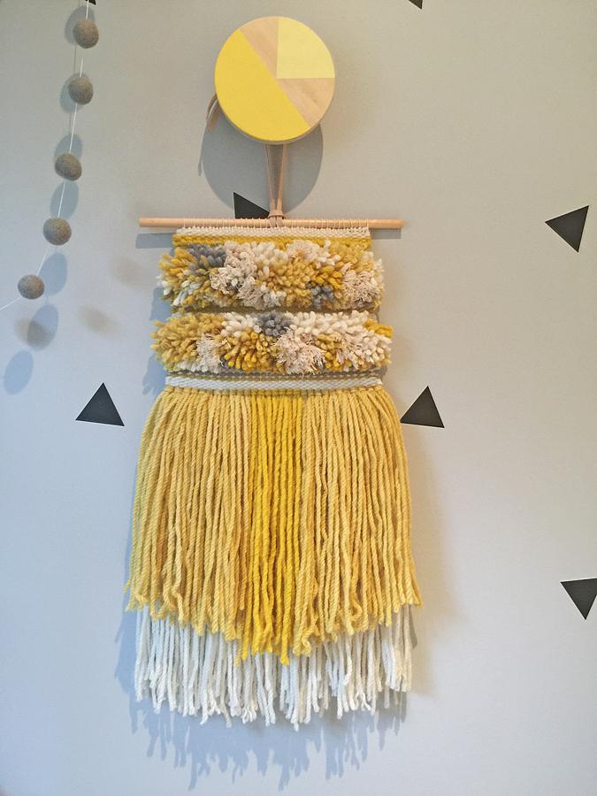 Natalie Jones mustard frou frou weave .jpg