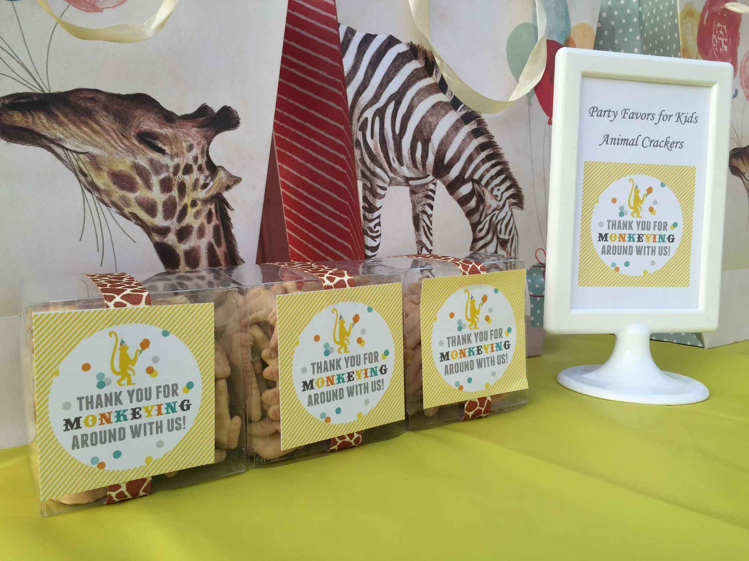"img src=""httpwww.theparkwayevents.jpg"" alt=""San Francisco Bay Area Kids Birthday Party Event Planner Zoo Themed Party Favors"".jpg"