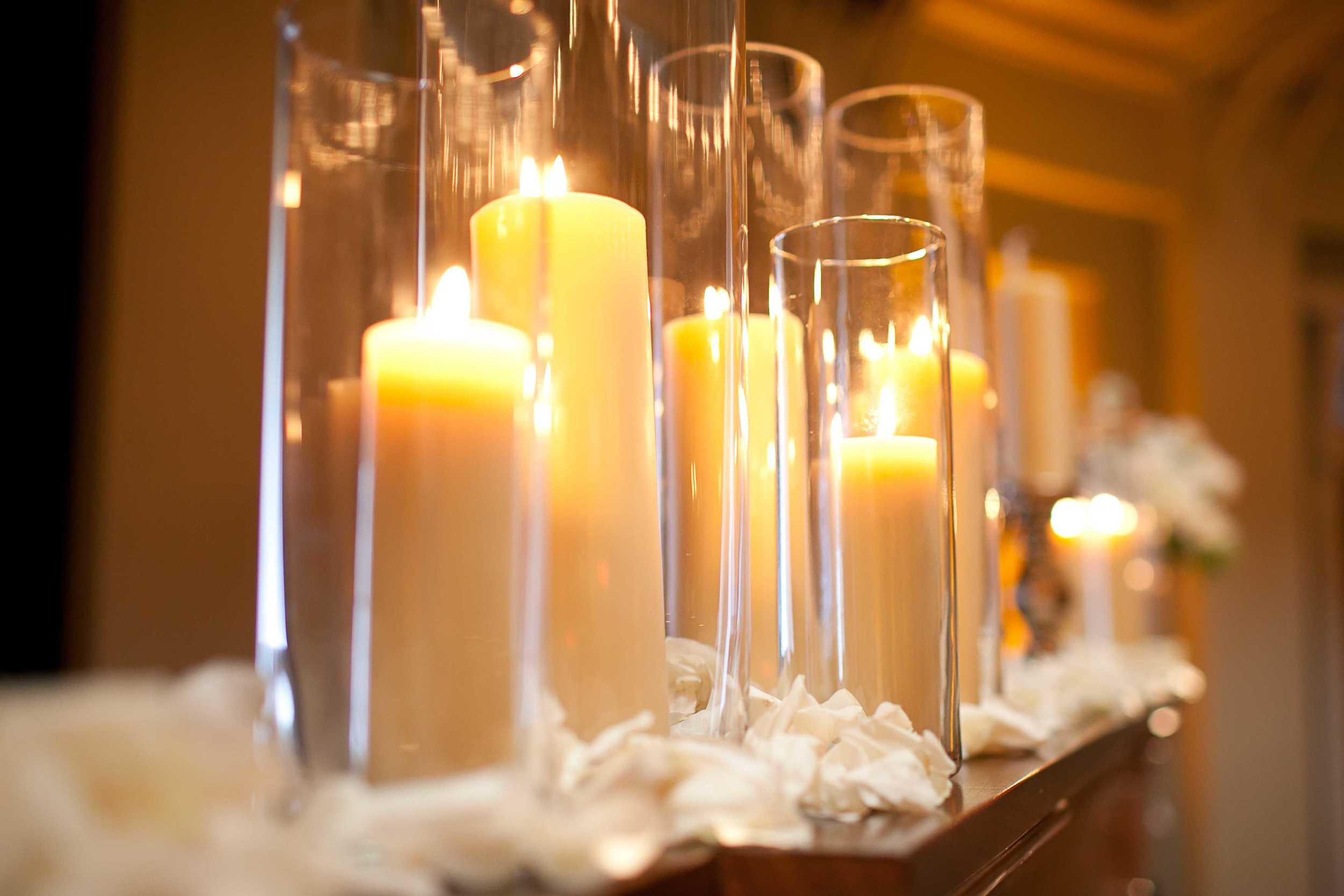 "img src=""httpwww.theparkwayevents.jpg"" alt=""San Francisco Bay Area Wedding Coordinator Design and Decor Candles with Rose Petals"".jpg"