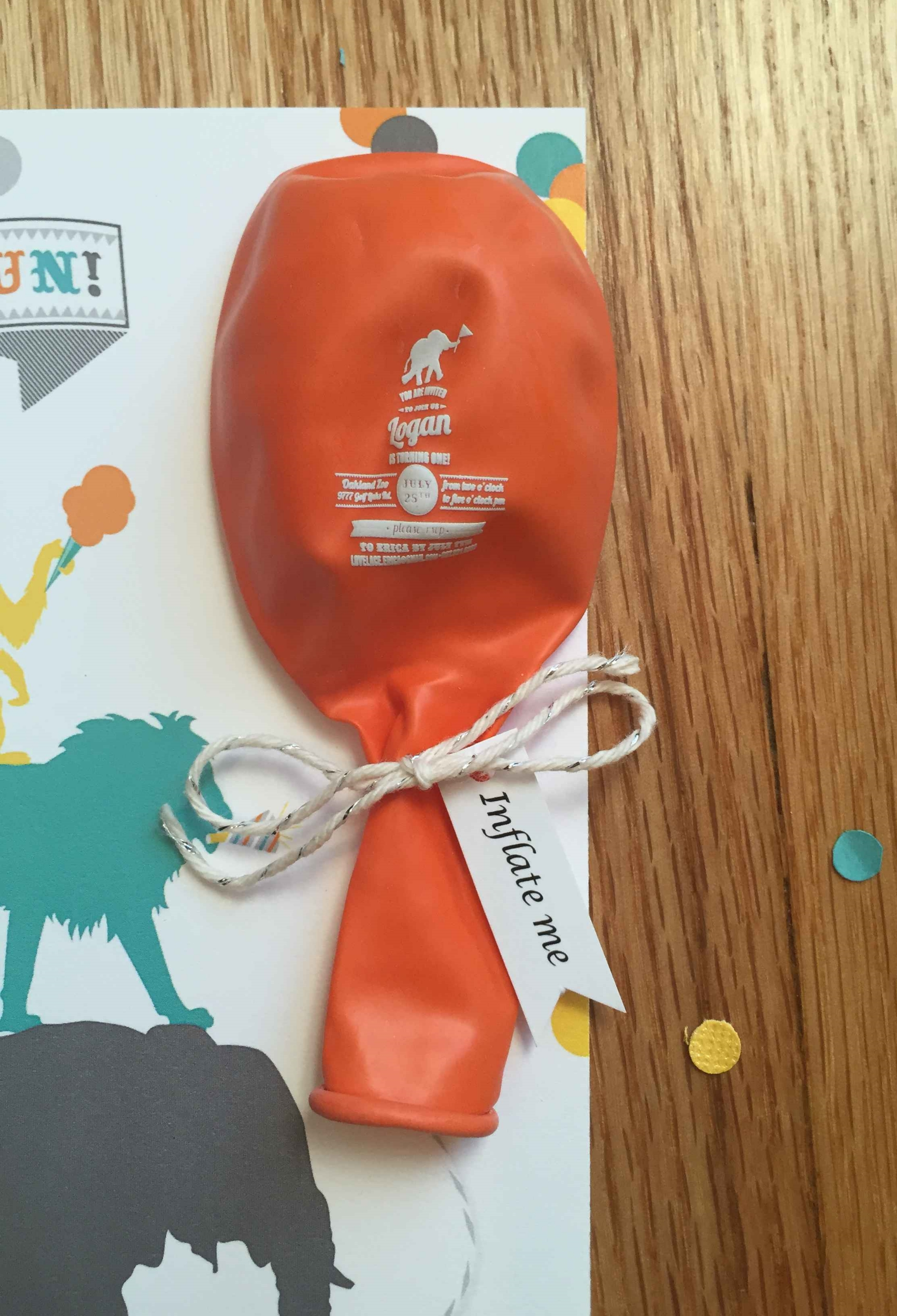 "img src=""httpwww.theparkwayevents.jpg"" alt=""San Francisco Bay Area Kids Birthday Party Event Planner Zoo Balloon Invitation"".jpg"