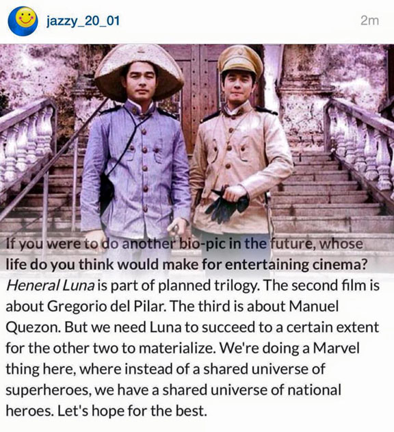 Manuel Quezon And Gregorio Del Pilar