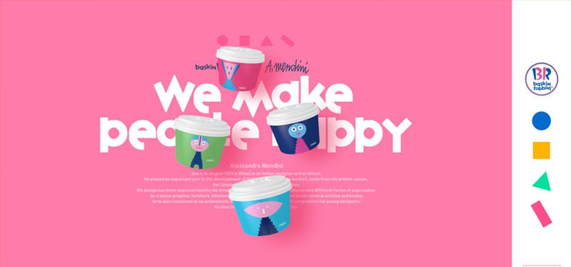 Flat Design | We Make People Happy