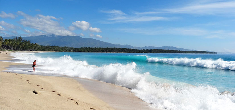 Surfing Spots in the Philippines |Dahican Beach, Mati (Davao Oriental)