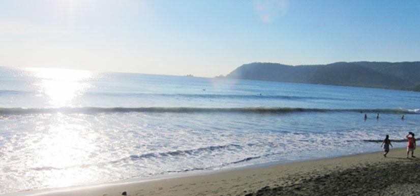 Surfing Spots in the Philippines |Charlie's Point, Baler (Aurora)