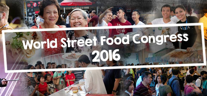 World Street Food Conference 2016
