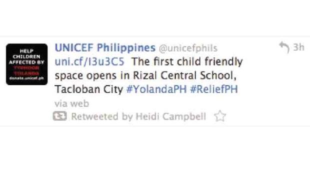 Yolanda Relief