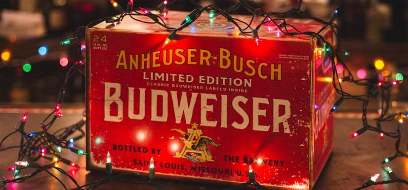 #HolidayBuds – Budweiser