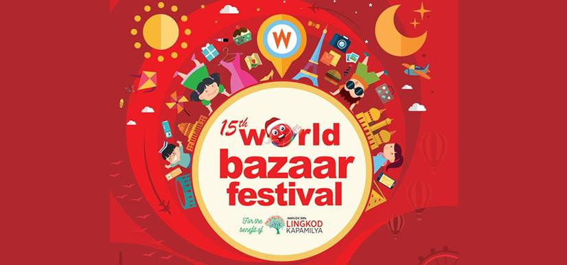 15th World Bazaar Festival 2015