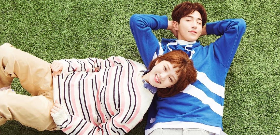 Weightlifting Fairy Kim Bok Joo 2016 (Lee Sung Kyung, Nam Joo Hyuk)