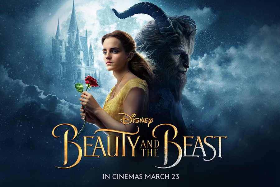 Beauty and the Beast Taking over Worldwide Cinema - Trending Posts of March