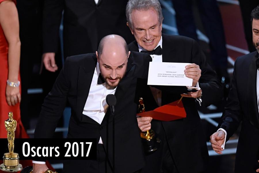Oscar's 2017 Fiasco - Trending Posts of March