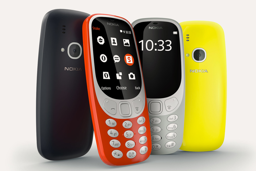 Nokia 3310 Saying Hello Again - Trending Posts of March