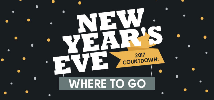 New Year's Eve 2017 Countdown: Where to Go