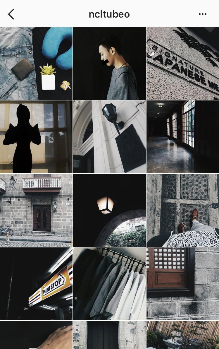 Instagram:  @  ncltubeo