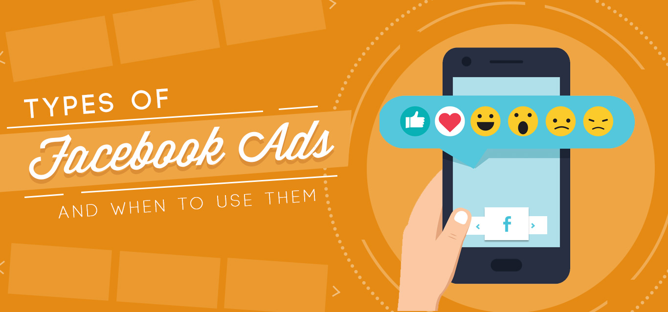 Types of Facebook Ads and When to Use Them