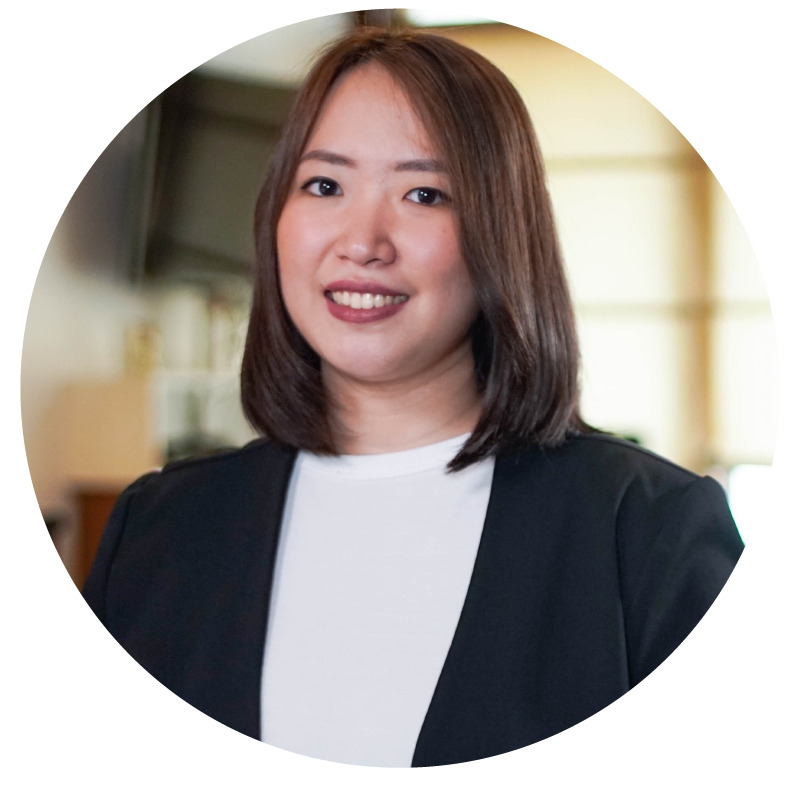 Justine Tan - Account Manager  | Social Media Marketing Company Philippines