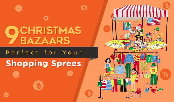 9 Christmas Bazaars Perfect for Your Holiday Shopping Sprees