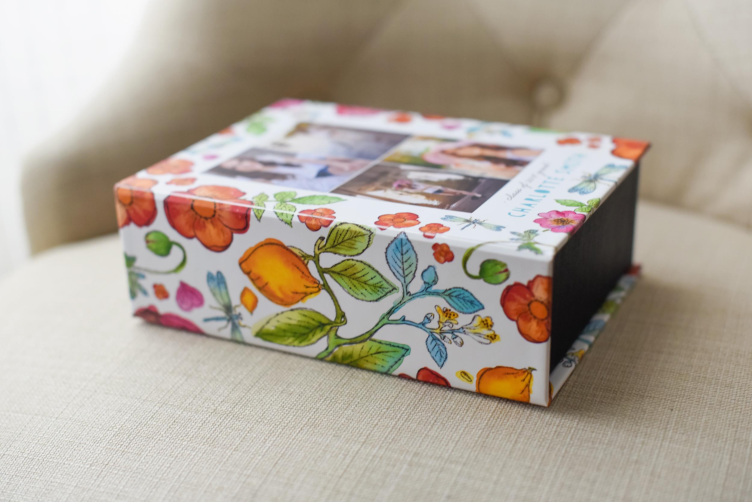 Handmade photo gifts and keepsakes