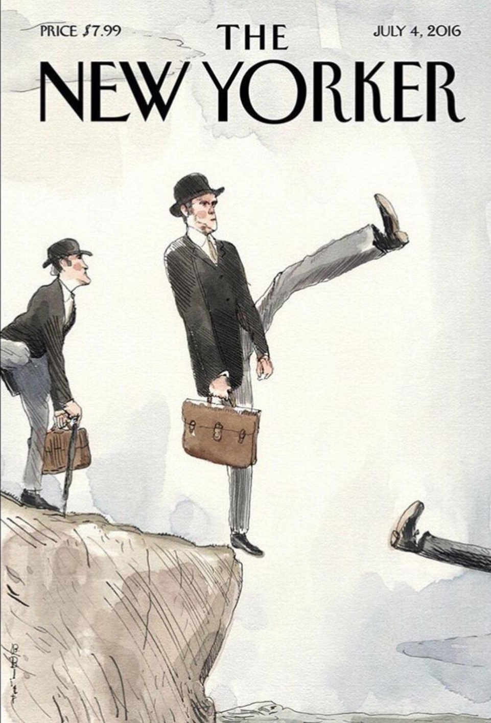 ©  Barry Blitt / New Yorker