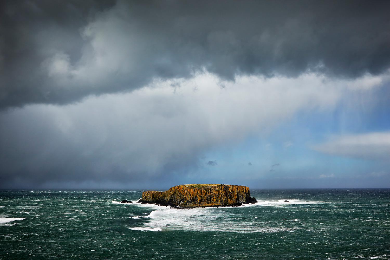 Sheep Island, Antrim Coast