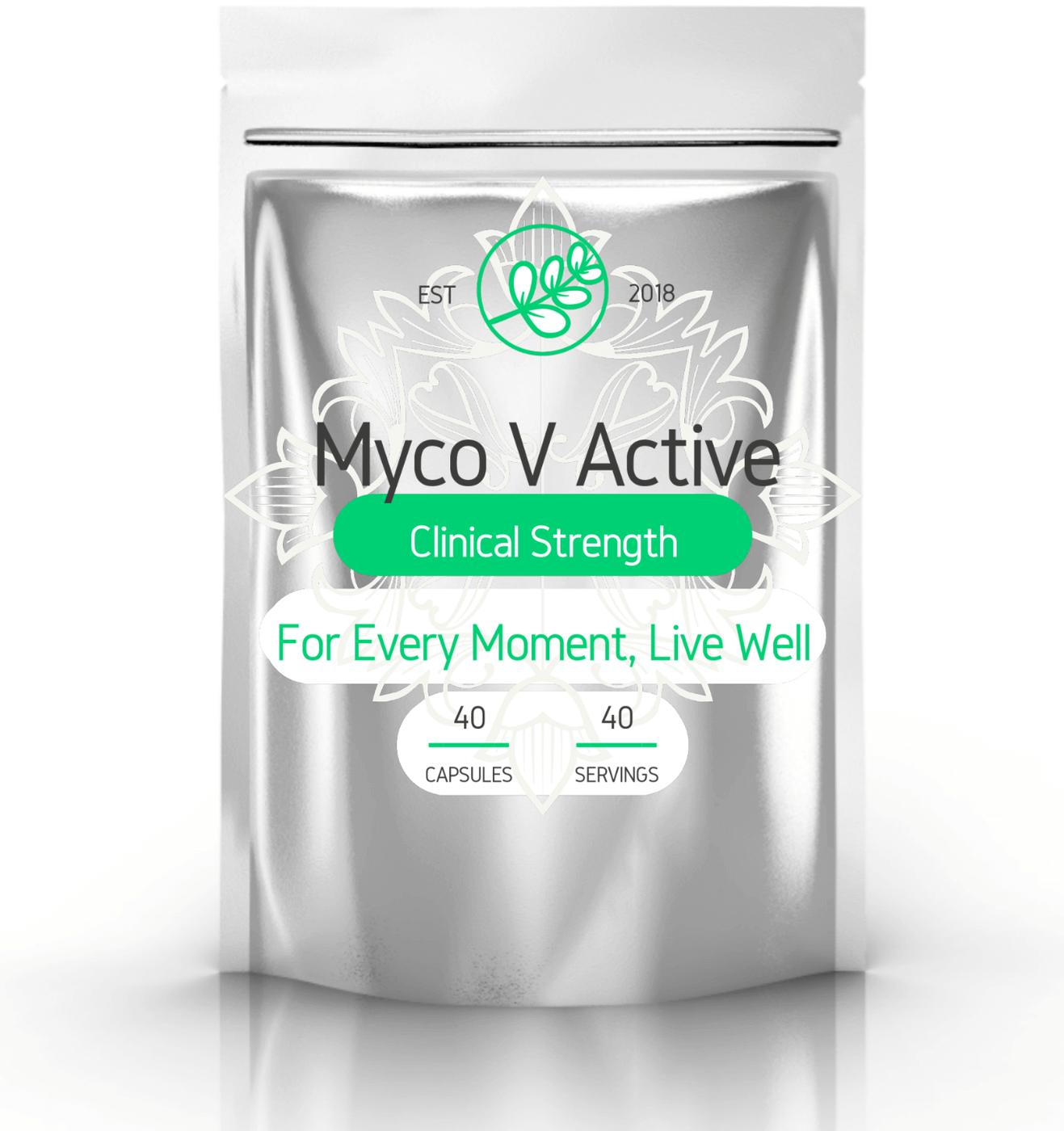 mycobacterium vaccae supplement