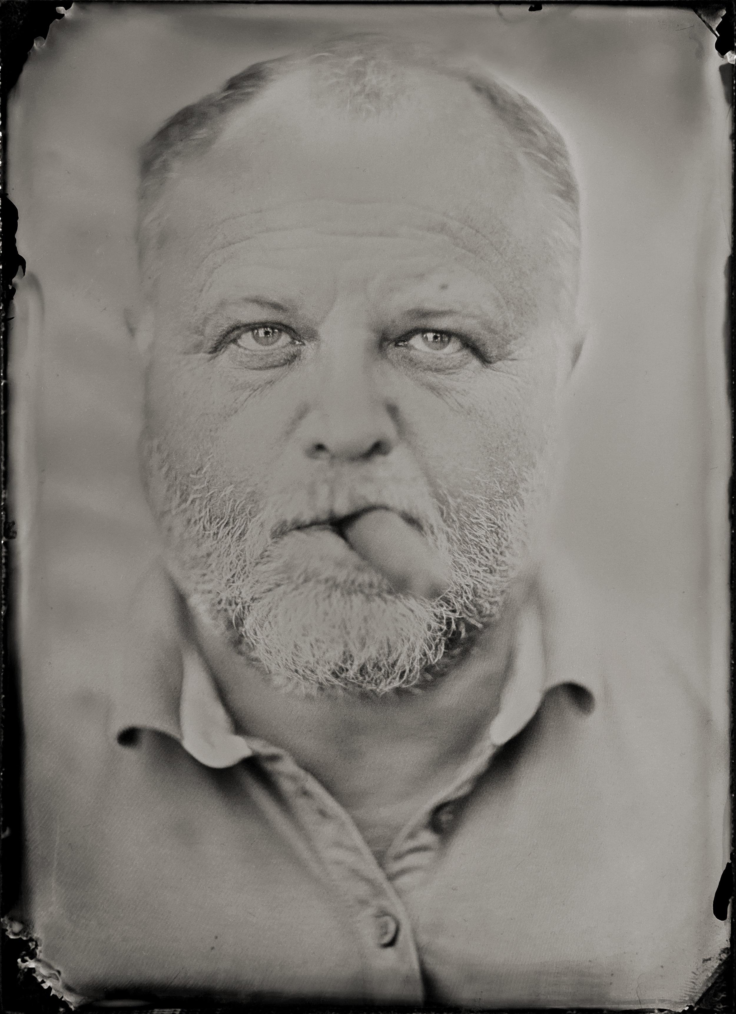 Eric Berger by Stefan Sappert