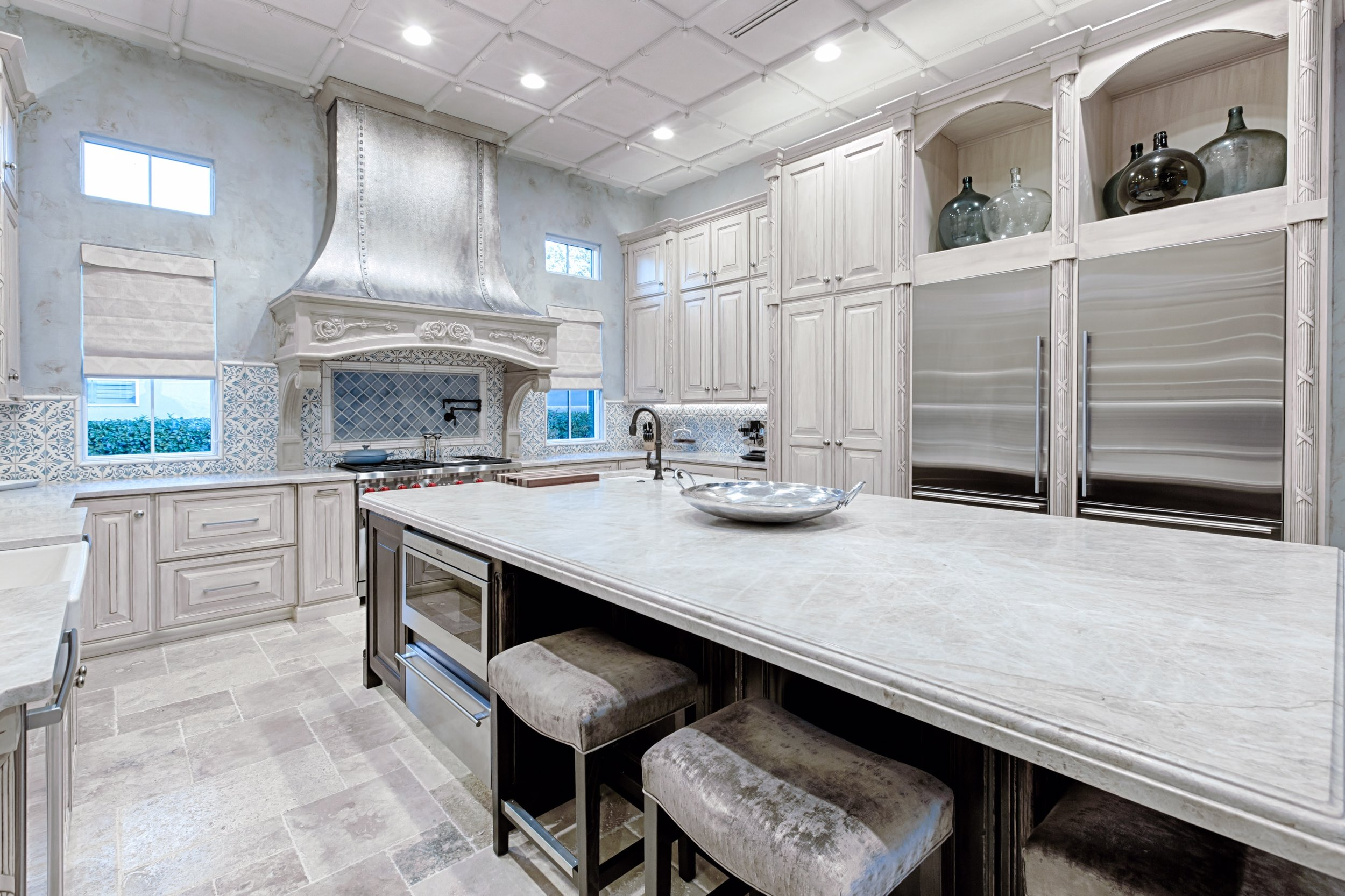 The Armored Frog | Custom Division Kitchen Hoods