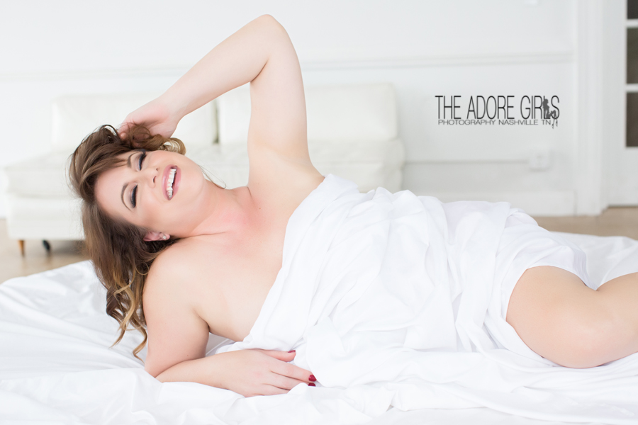 The Adore Girls boudoir photography