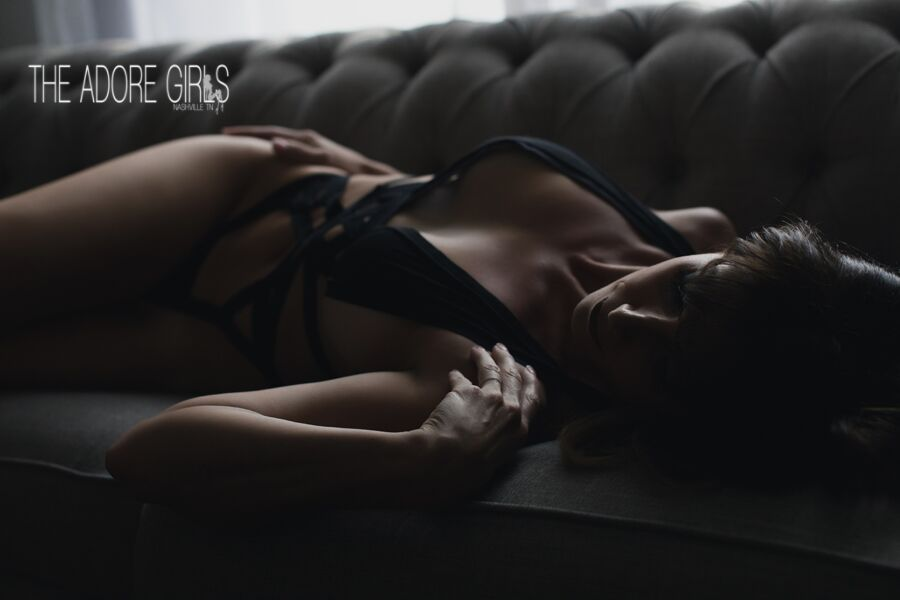lingerie photography Nashville