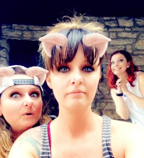 Snapchat seriousness