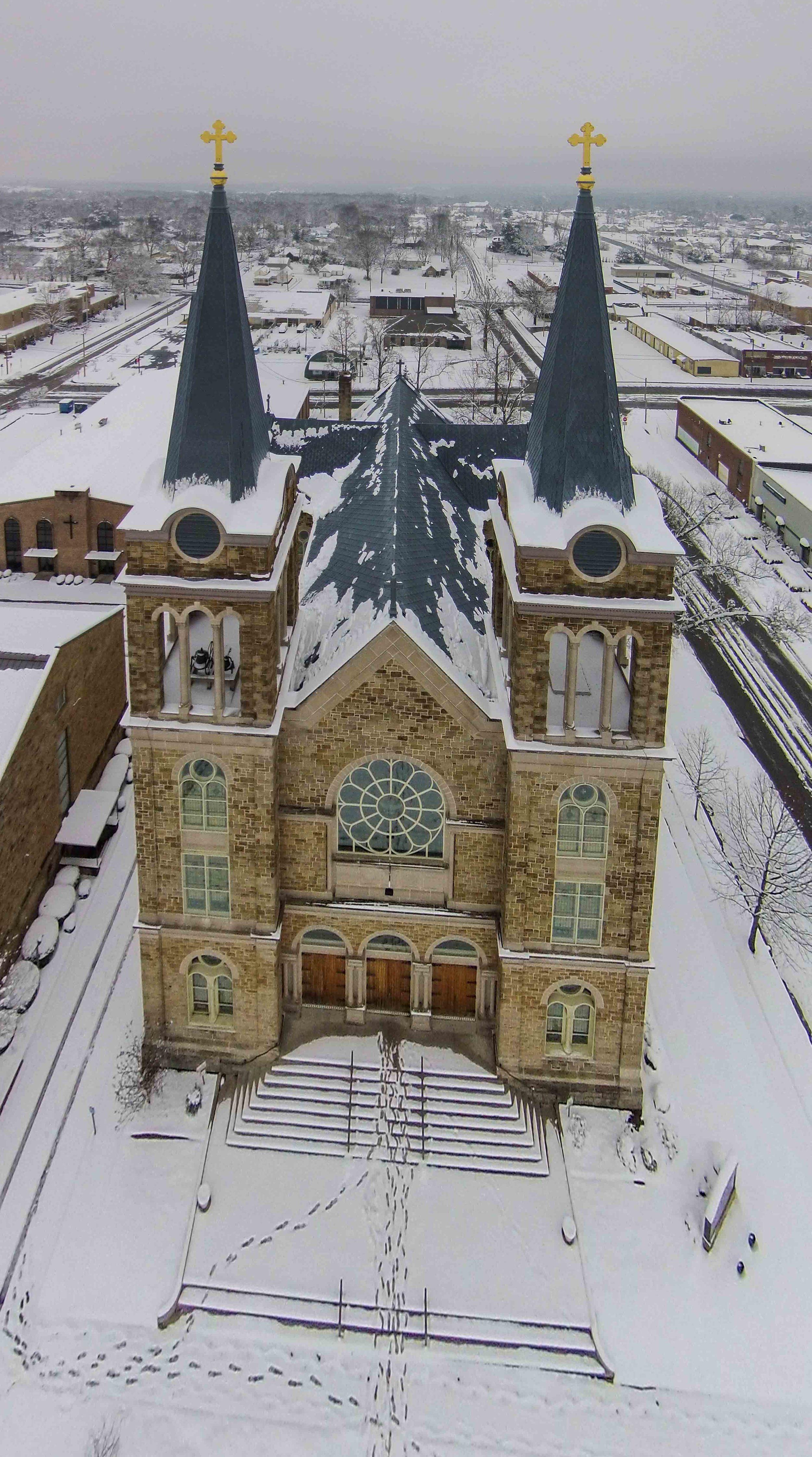 Sacred Heart Church Cullman