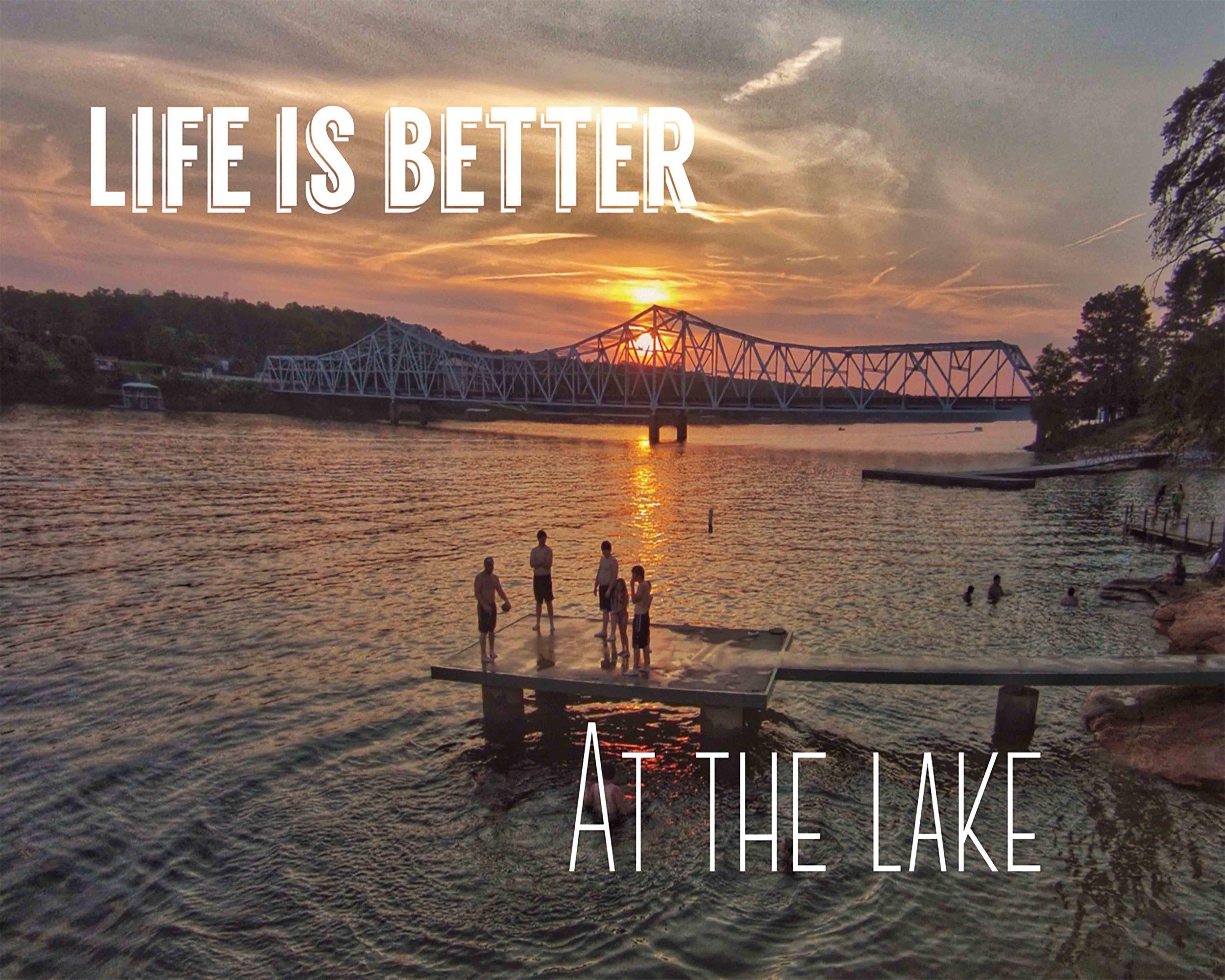 Smith Lake Life at Duncan Bridge