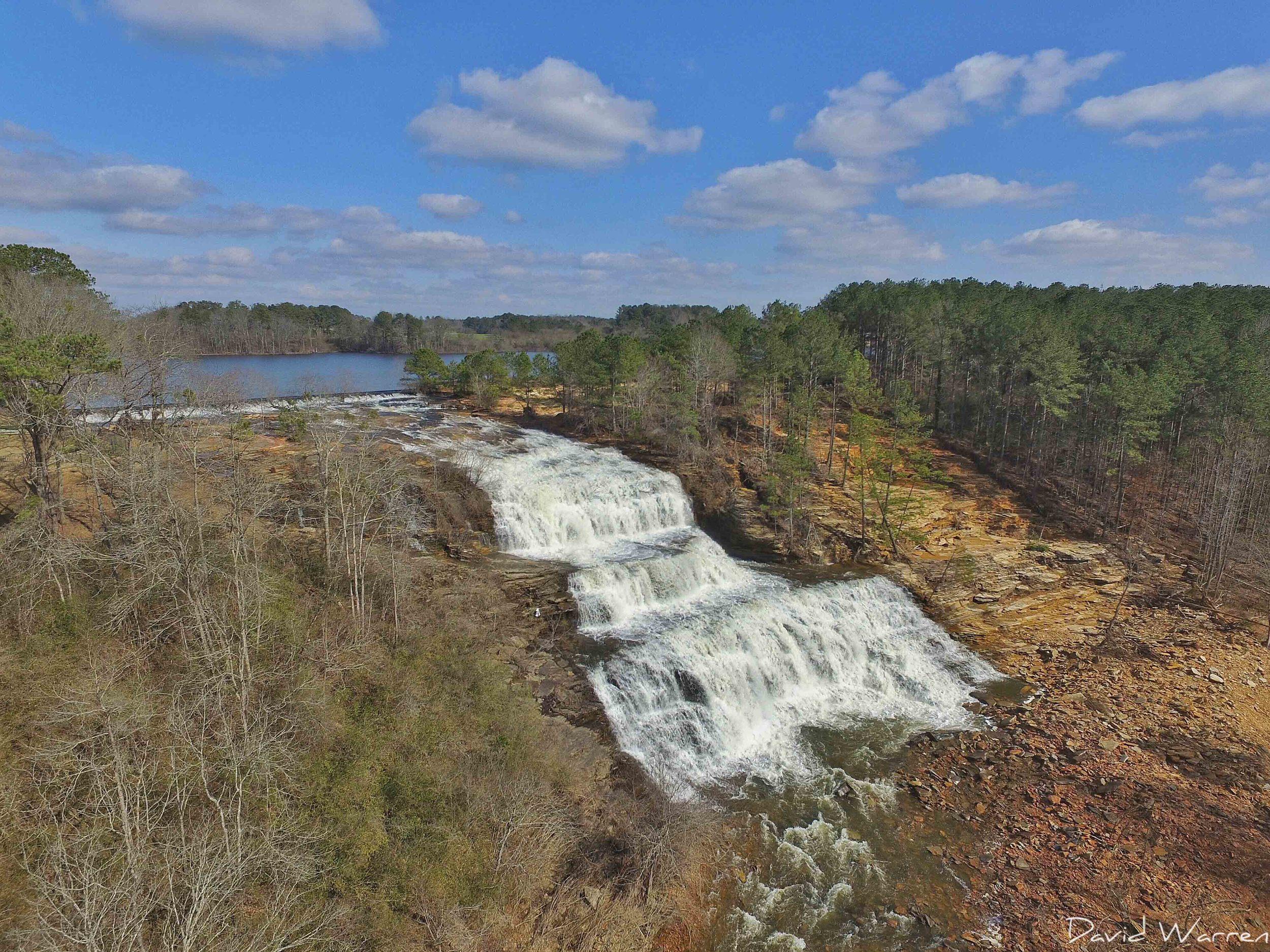 Larkwood Falls Cullman Alabama
