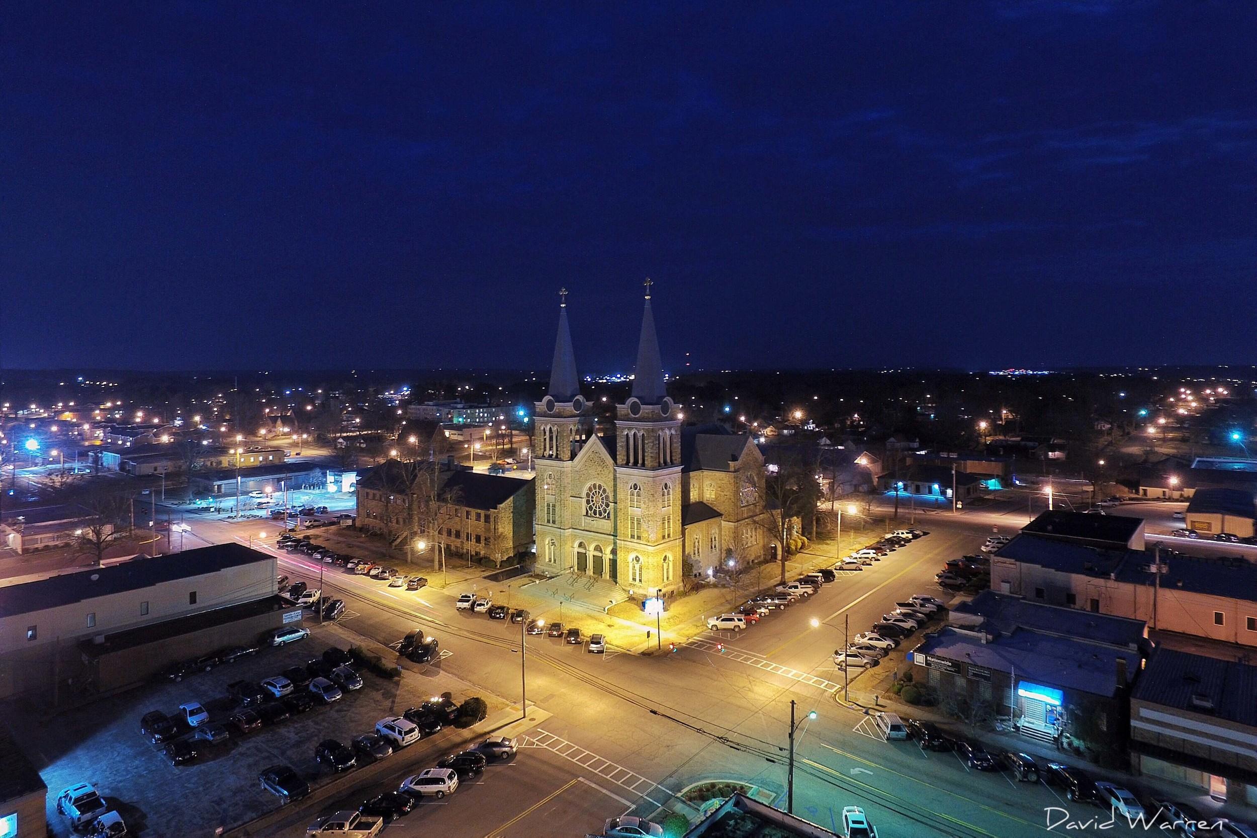 Sacred Heart Church Cullman Alabama