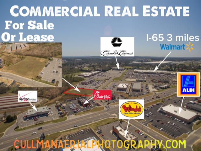 Commercial Real Estate Birmingham, Cullman, Hunstville, Alabama