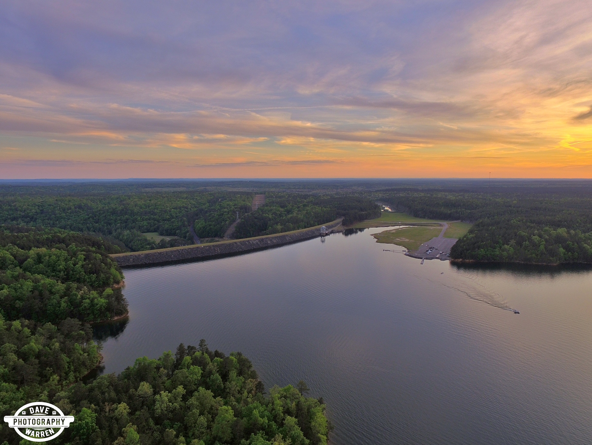 Smith Lake Dam