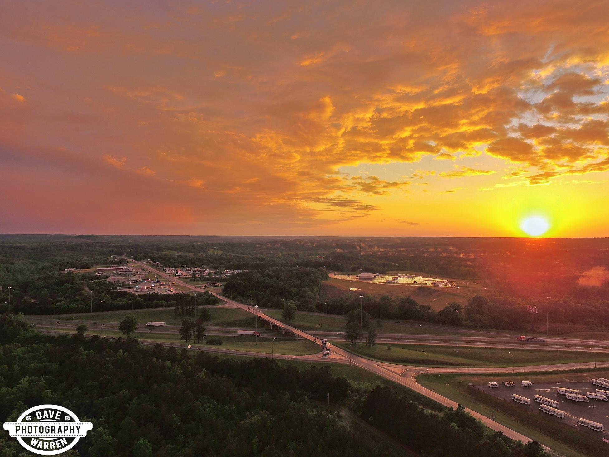 Dodge City Sunset
