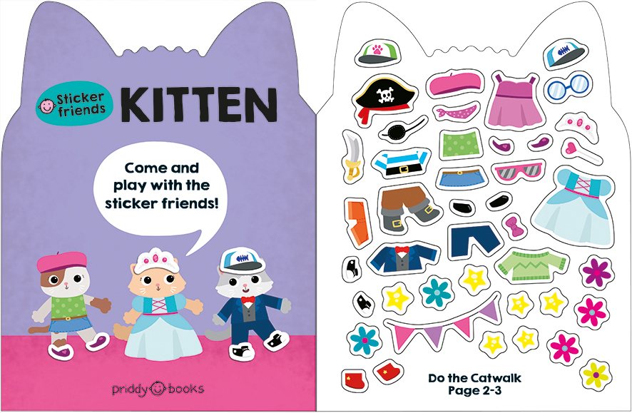 Shaped Sticker Friends Kitten Spread 1 UK.jpg