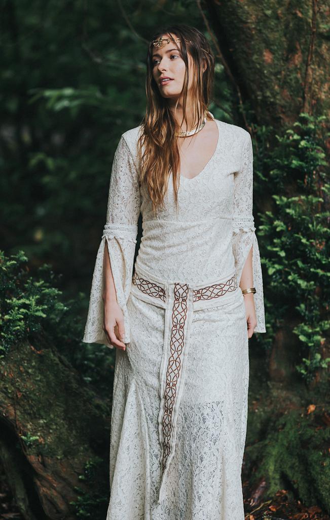 Pagan Wedding Dresses.New 2017 Pagan Wedding Dress Creations Free Spirited Celtic Design