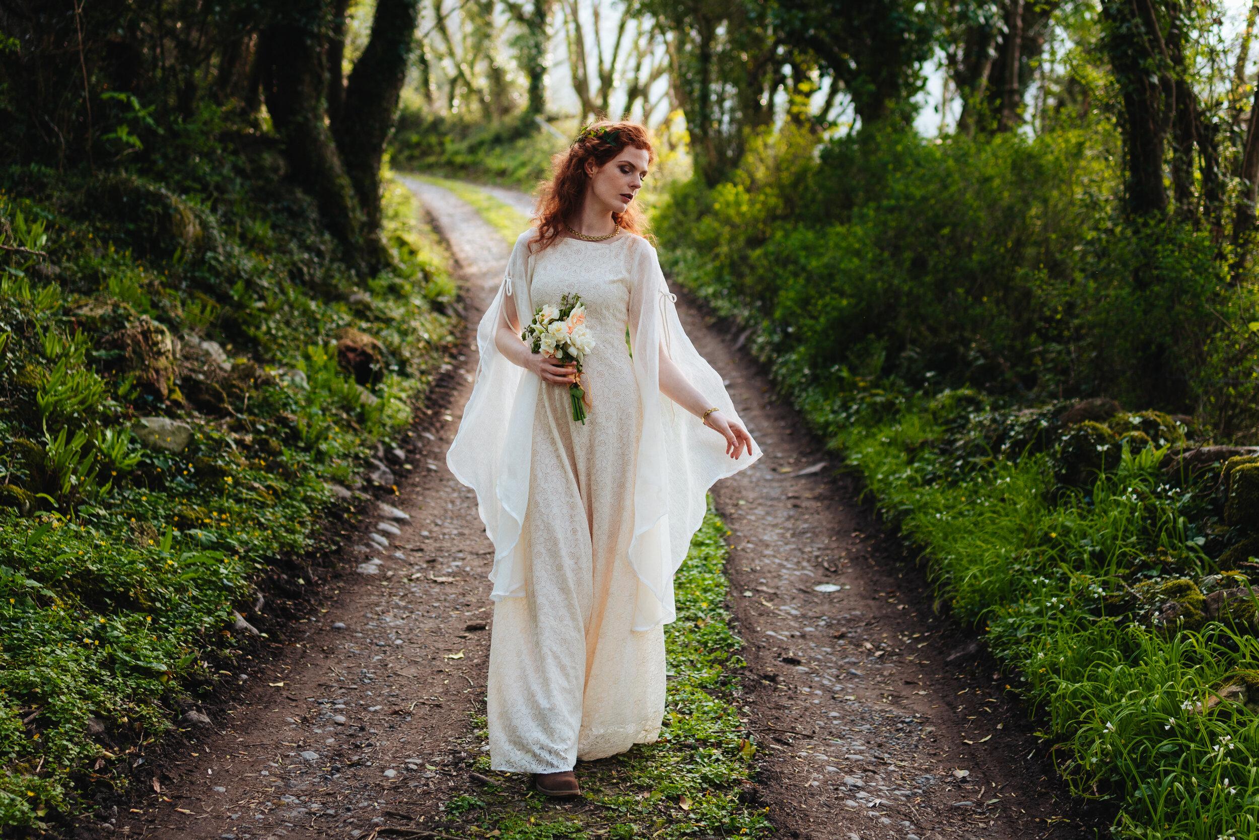 Celtic Fusion Bridal — Celtic Fusion ~ Free Spirit ~ Pagan Clothing