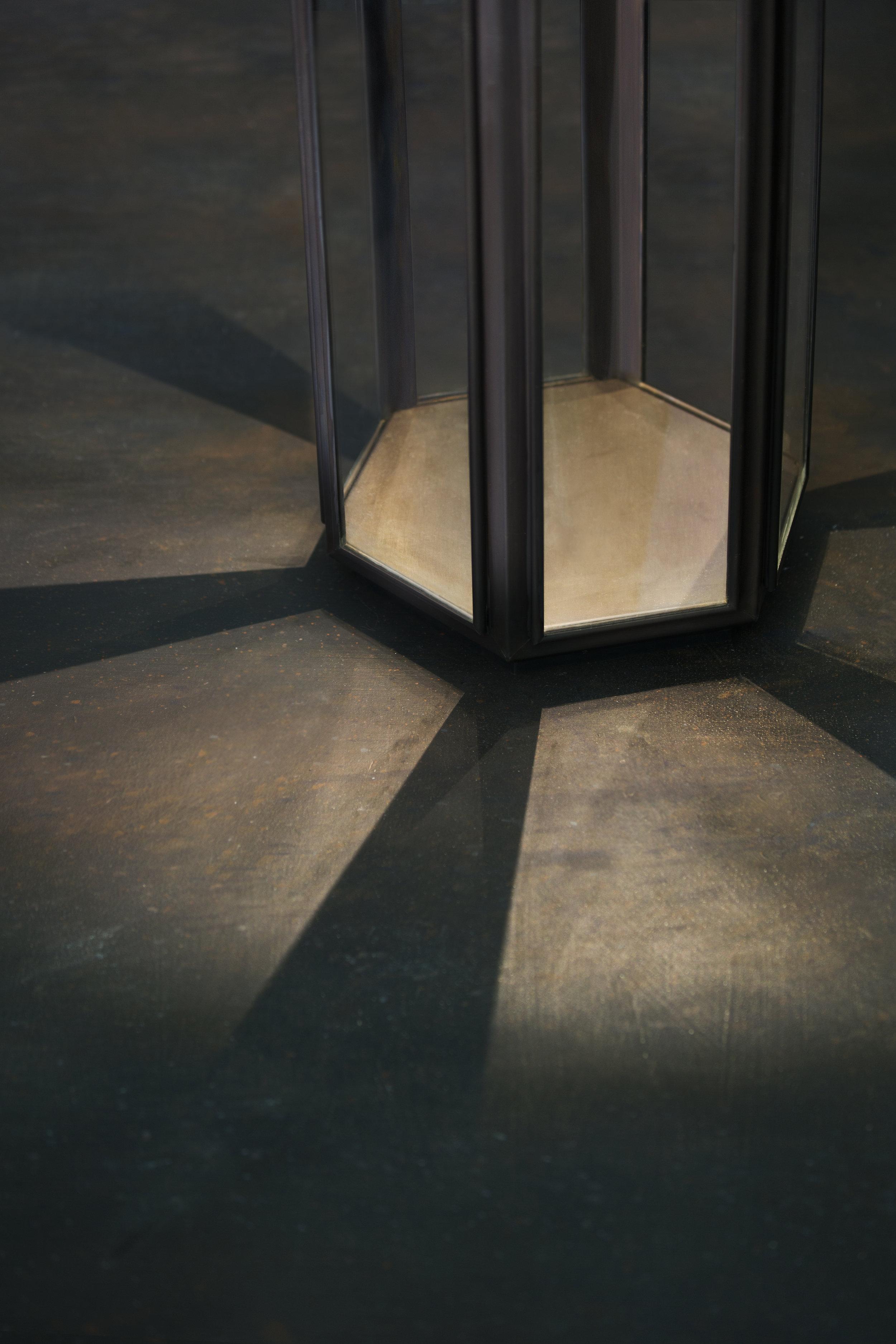 Oak Floor Light