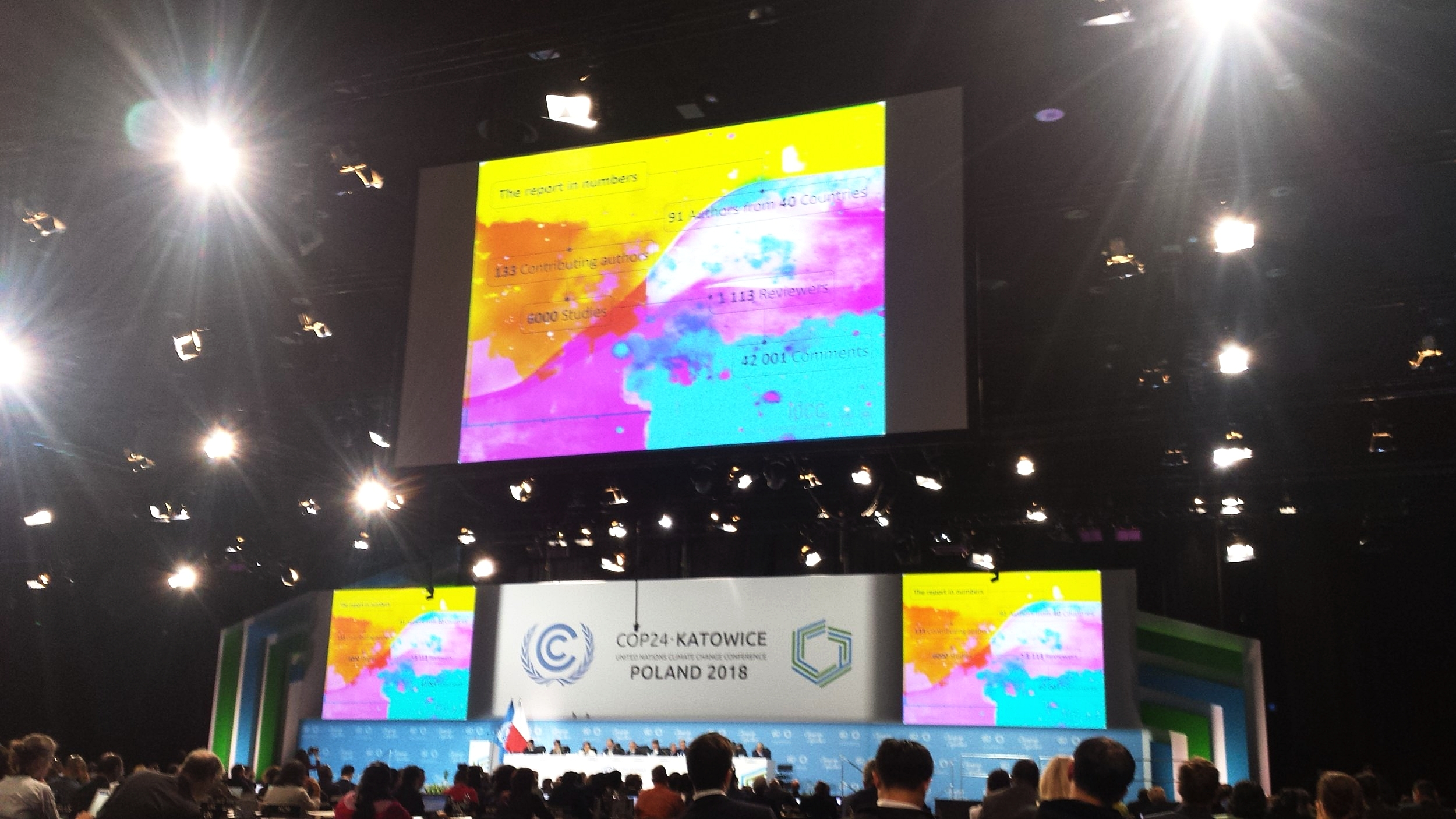 Art on Stage at UN COP 24 conference in Poland 12-4-18 copy.jpg