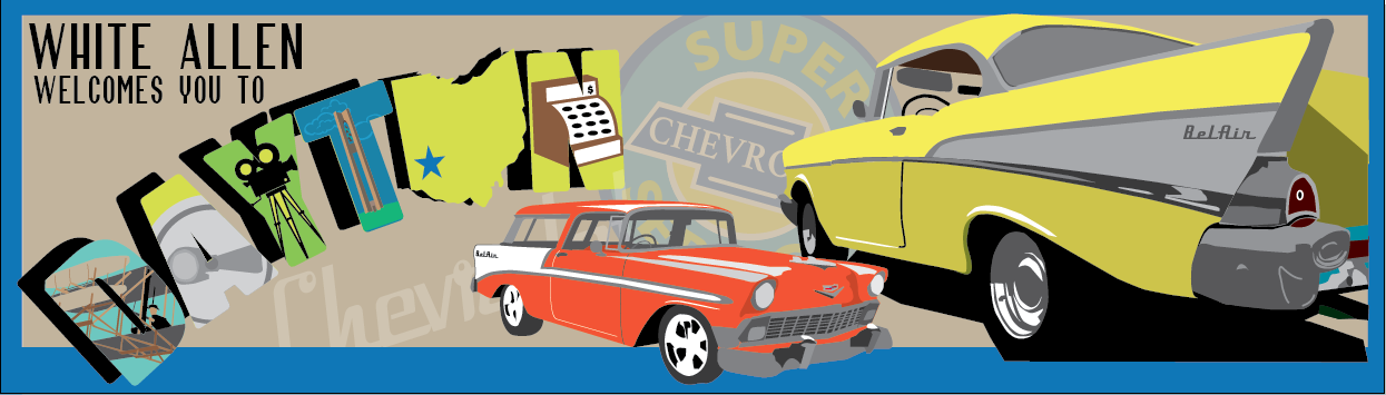 Color and model variations. I really want a Chevy Nomad.