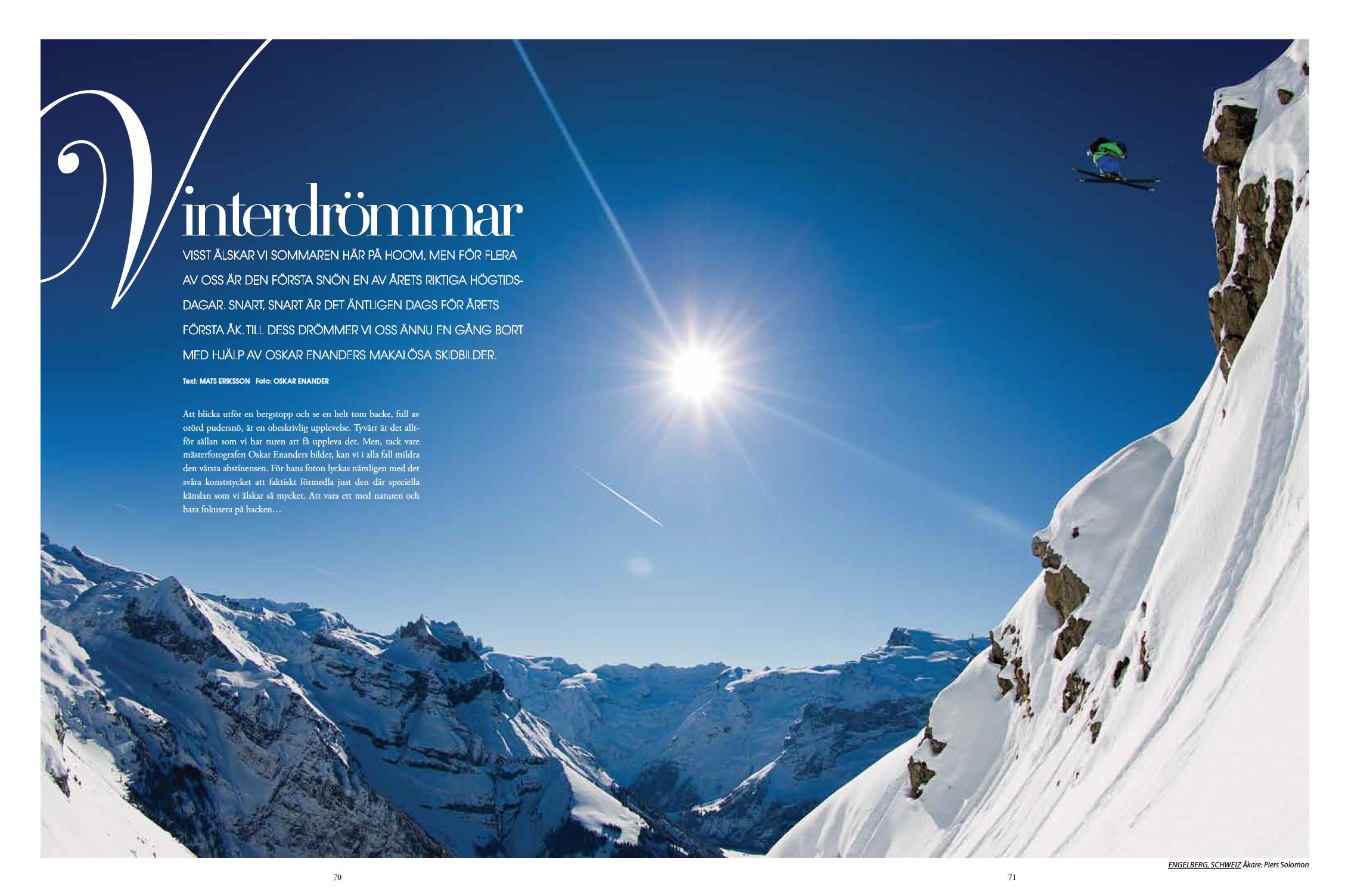"""HOOM"" Magazine (SWE)"