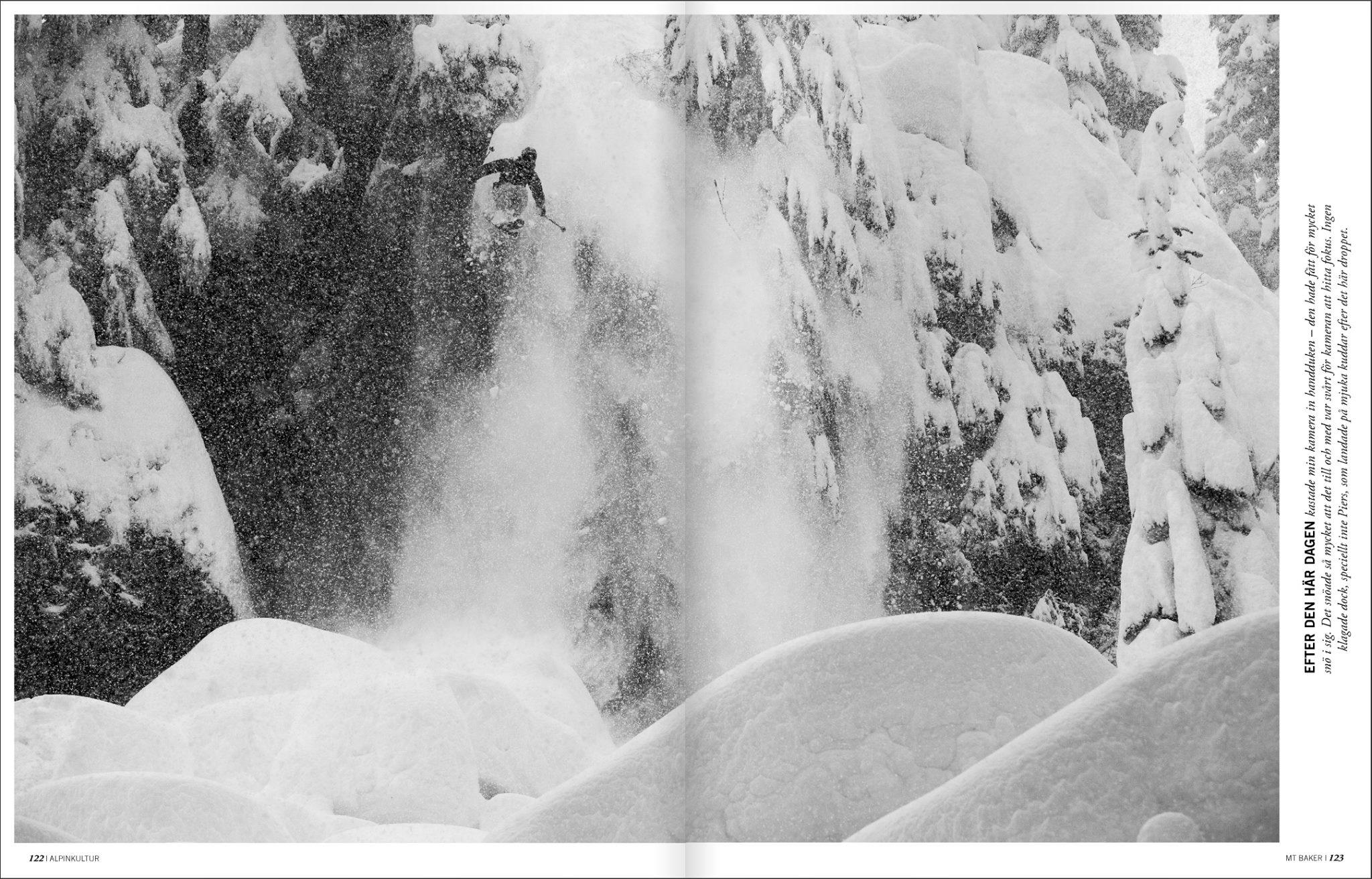 """""""Alpin Kultur"""" Magazine (SWE)"""